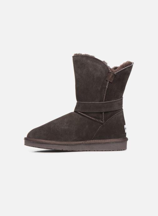 Stiefeletten & Boots Minnetonka Lulu braun ansicht von vorne