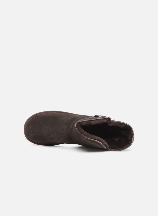 Stiefeletten & Boots Minnetonka Lulu braun ansicht von links