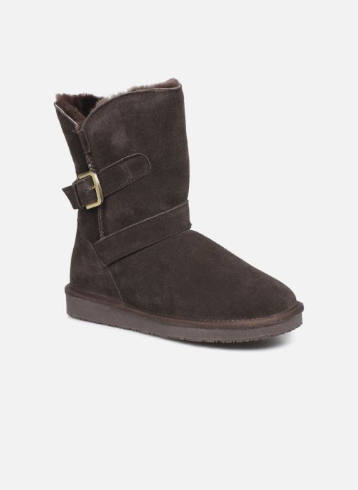 Stiefeletten & Boots Minnetonka Lulu braun detaillierte ansicht/modell