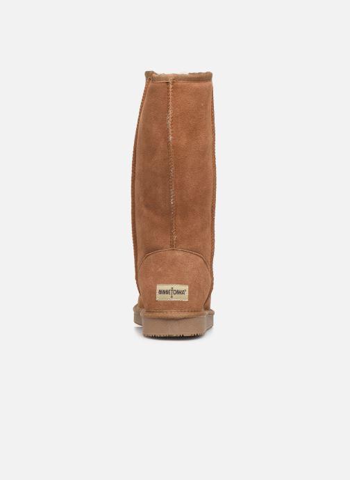 Støvler & gummistøvler Minnetonka Amsatha Brun Se fra højre
