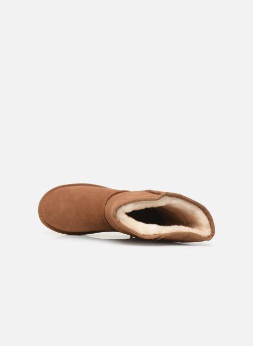 Støvler & gummistøvler Minnetonka Amsatha Brun se fra venstre
