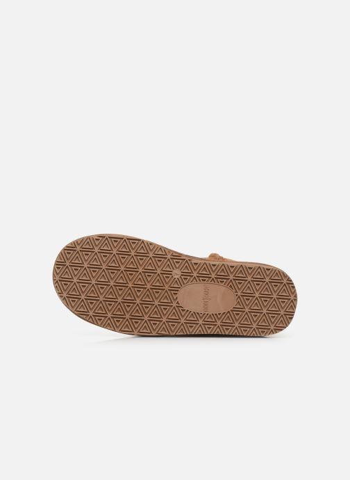 Støvler & gummistøvler Minnetonka Amsatha Brun se foroven