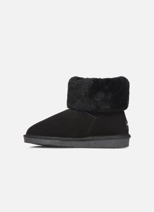 Bottines et boots Minnetonka Binook Noir vue face
