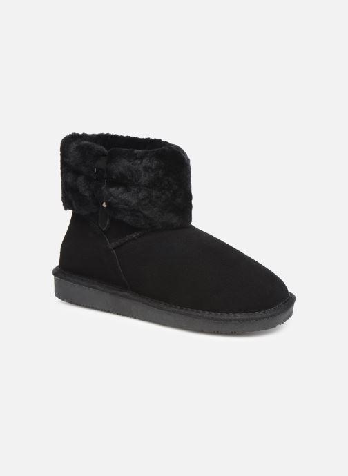 Stiefeletten & Boots Minnetonka Binook schwarz detaillierte ansicht/modell