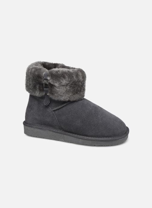 Bottines et boots Minnetonka Binook Gris vue détail/paire