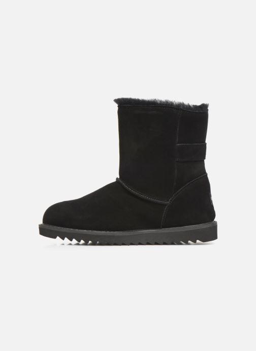 Bottines et boots Minnetonka Danaa Noir vue face