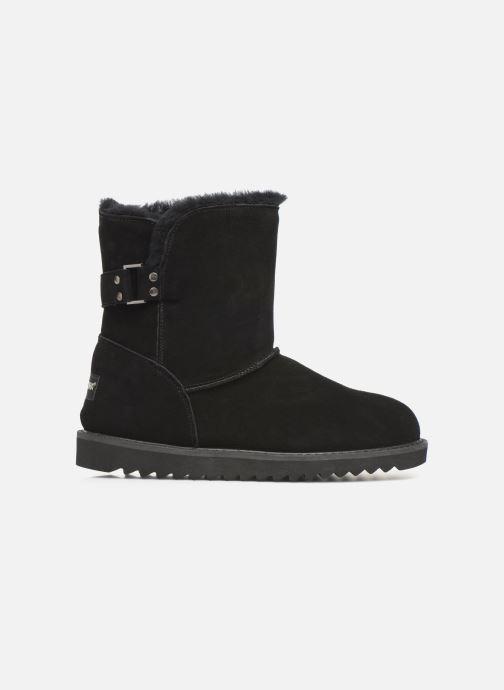 Bottines et boots Minnetonka Danaa Noir vue derrière