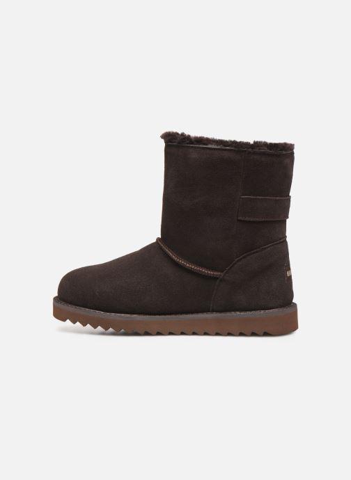 Bottines et boots Minnetonka Danaa Marron vue face