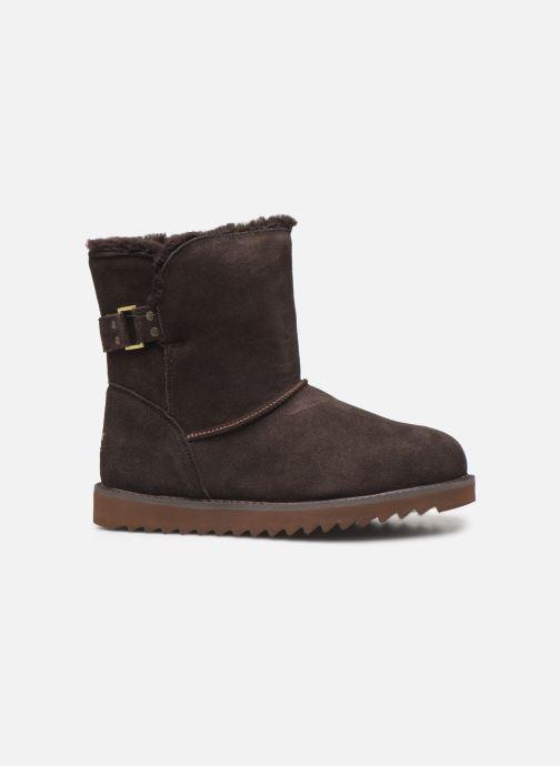 Bottines et boots Minnetonka Danaa Marron vue derrière