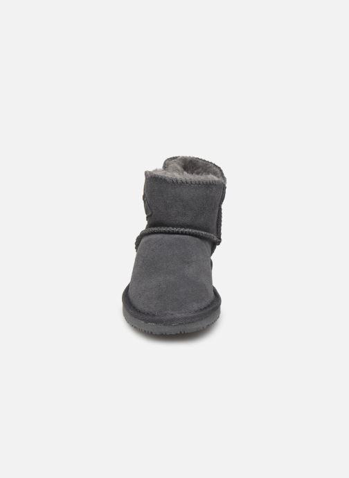 Støvler & gummistøvler Minnetonka Eklay Grå se skoene på