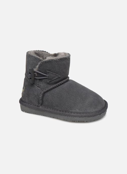 Støvler & gummistøvler Minnetonka Eklay Grå detaljeret billede af skoene