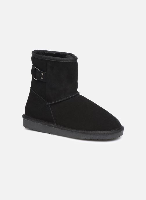 Bottines et boots Minnetonka Farsson Noir vue détail/paire