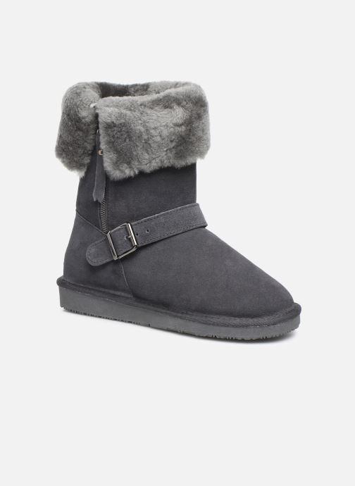 Bottines et boots Minnetonka Gaak Gris vue détail/paire