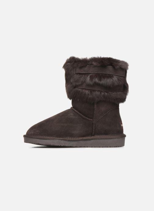 Bottines et boots Minnetonka Koons Marron vue face