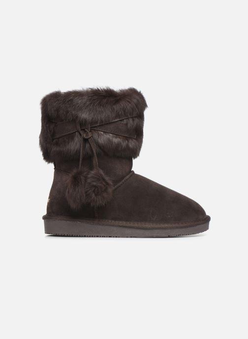 Bottines et boots Minnetonka Koons Marron vue derrière