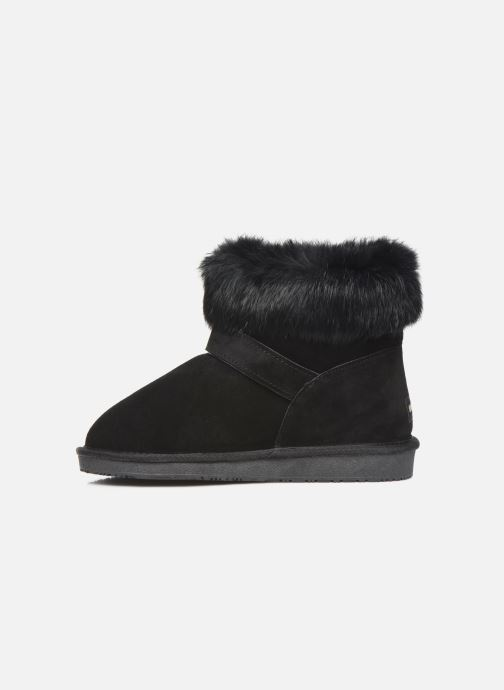Bottines et boots Minnetonka Kidini Noir vue face