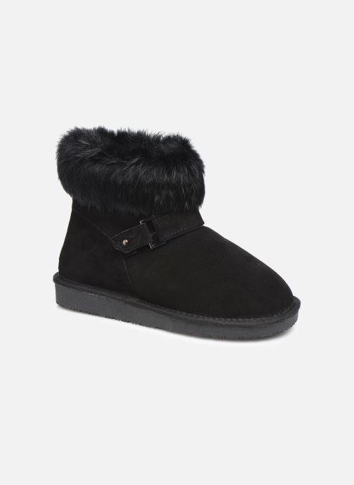 Bottines et boots Minnetonka Kidini Noir vue détail/paire