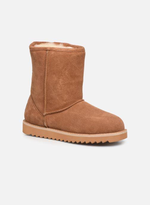Bottines et boots Minnetonka Morniki Marron vue détail/paire