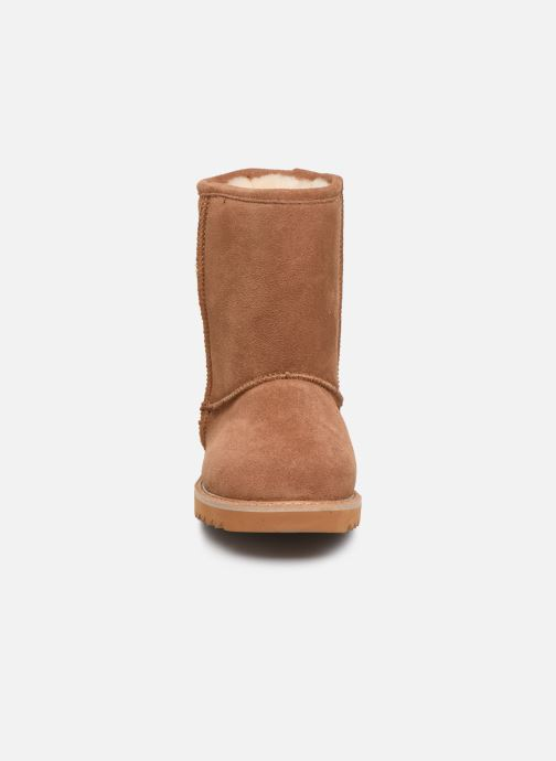 Bottines et boots Minnetonka Maraja Waterproof Marron vue portées chaussures