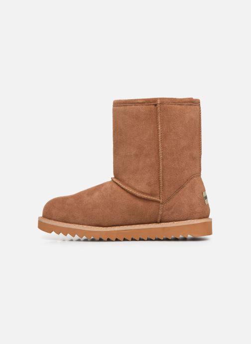 Bottines et boots Minnetonka Maraja Waterproof Marron vue face