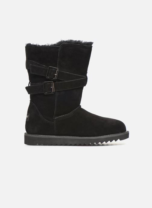 Støvler & gummistøvler Minnetonka Munuik Waterproof Sort se bagfra