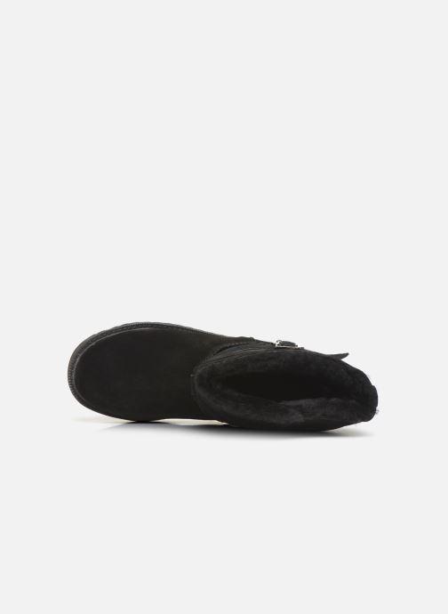 Støvler & gummistøvler Minnetonka Munuik Waterproof Sort se fra venstre