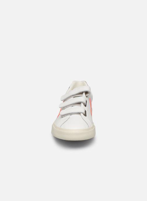 Sneakers Veja 3-Lock Logo Wit model