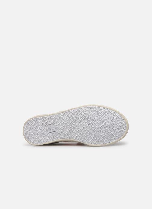 Sneakers Veja 3-Lock Logo Wit boven