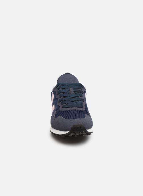 Baskets Veja SDU REC W Bleu vue portées chaussures