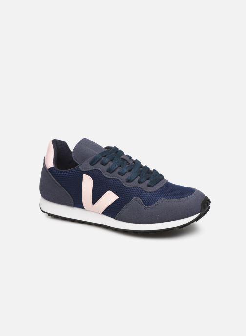 Sneakers Veja SDU REC W Blauw detail