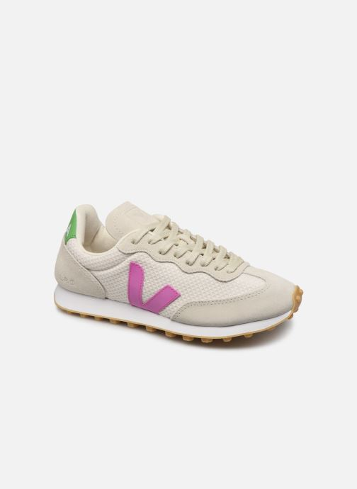 Trainers Veja Riobranco Grey detailed view/ Pair view