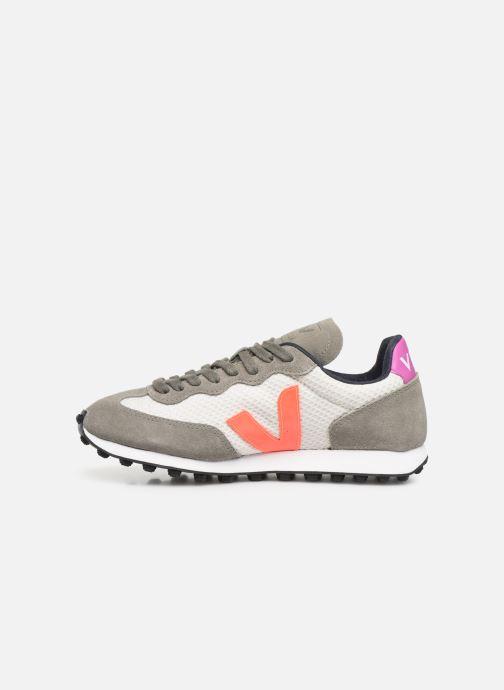 Sneakers Veja Riobranco Grå se forfra