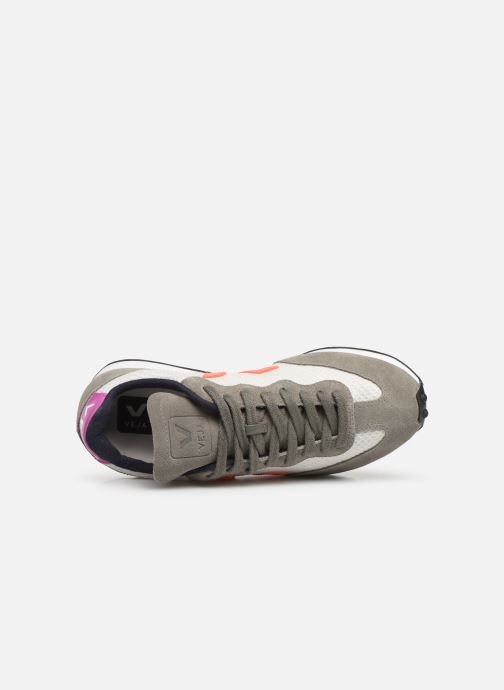 Sneaker Veja Riobranco grau ansicht von links