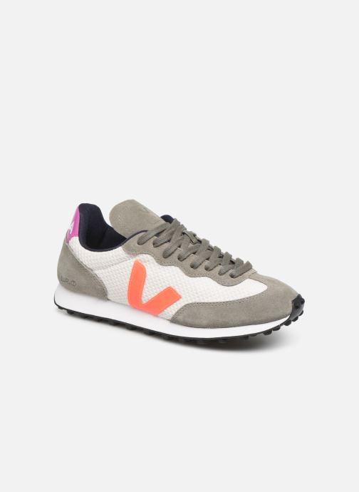Sneakers Veja Riobranco Grå detaljeret billede af skoene