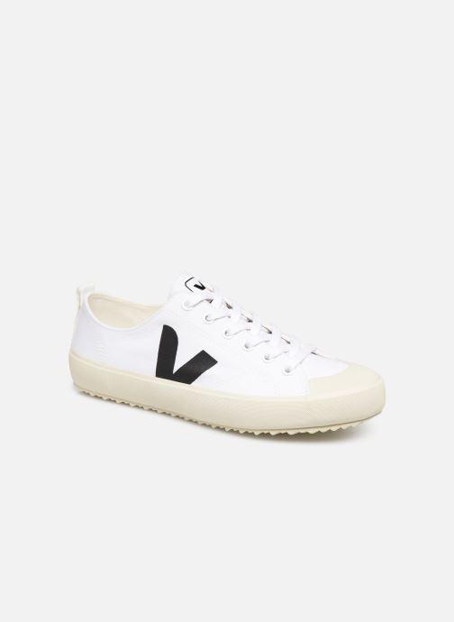Baskets Veja Nova W Blanc vue détail/paire