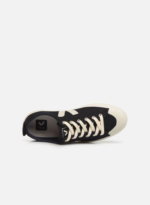 Sneakers Veja Nova W Zwart links