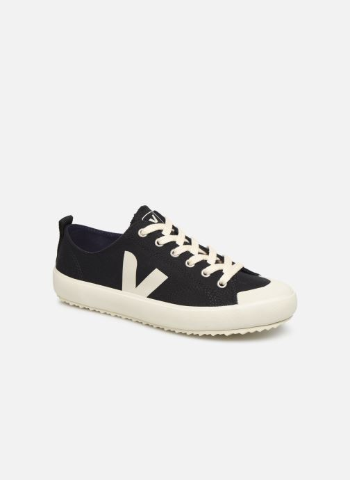 Sneakers Veja Nova W Zwart detail