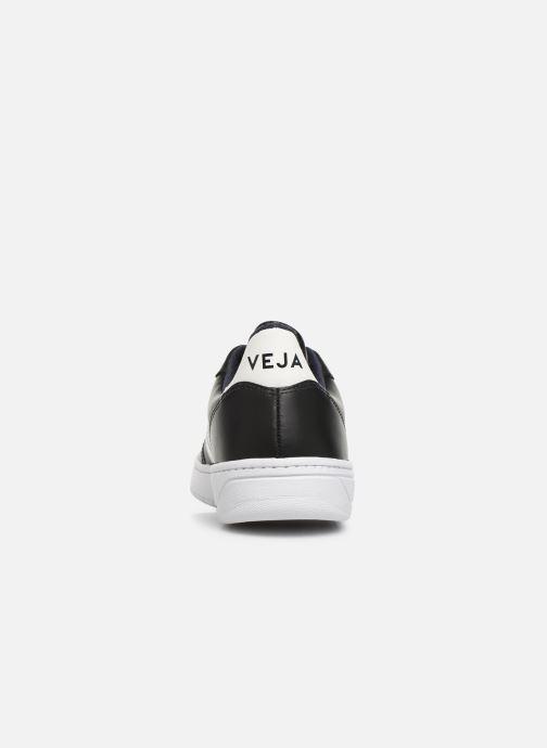 Sneaker Veja V-10 M schwarz ansicht von rechts