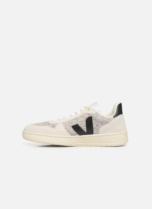 Sneakers Veja V-10 M Wit voorkant