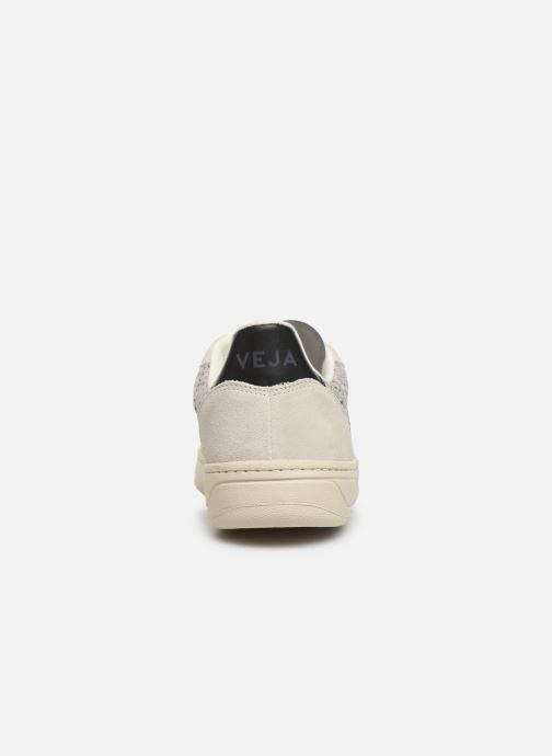 Sneakers Veja V-10 M Bianco immagine destra