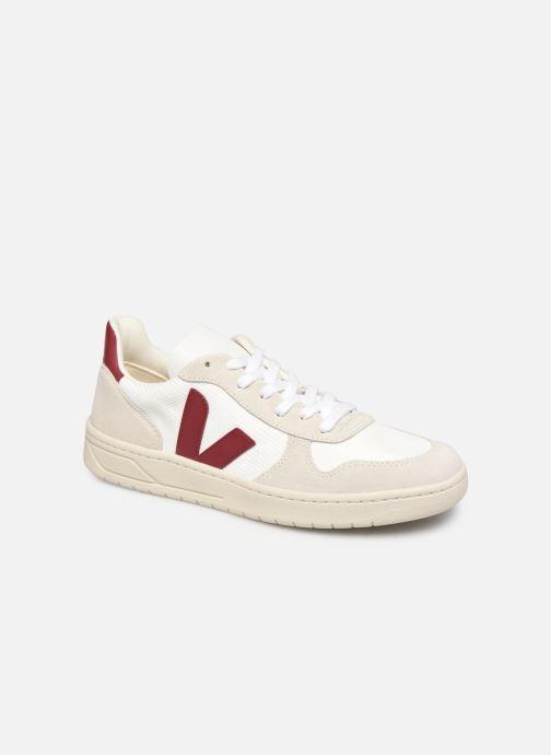 Sneaker Veja V-10 M weiß detaillierte ansicht/modell