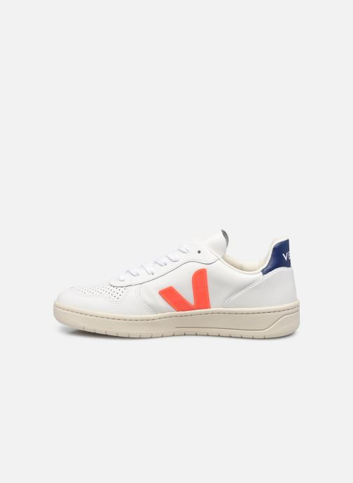 Sneakers Veja V-10 M Hvid se forfra