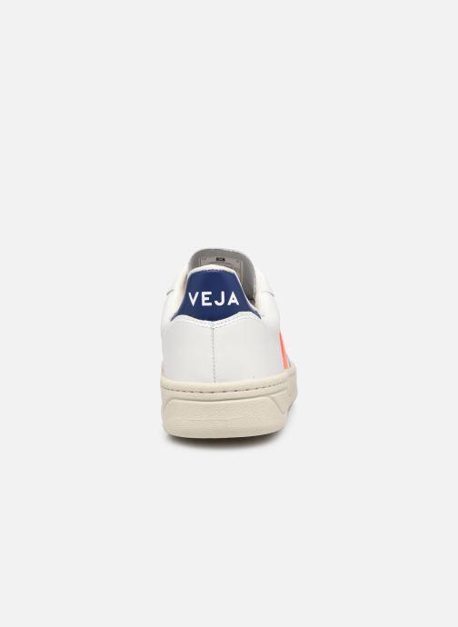 Sneakers Veja V-10 M Hvid Se fra højre