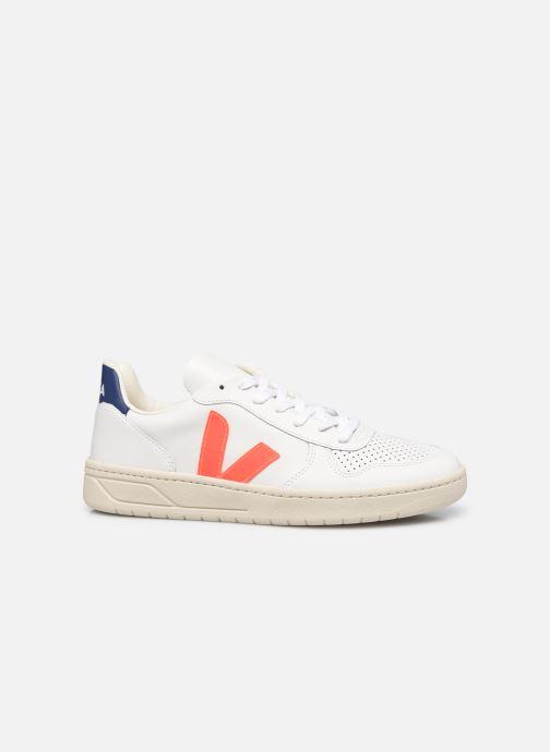 Sneakers Veja V-10 M Bianco immagine posteriore