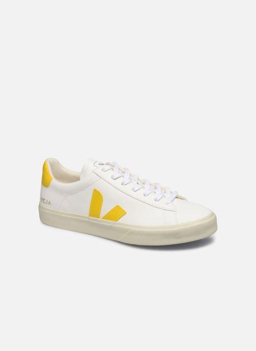 Sneaker Veja Campo weiß detaillierte ansicht/modell