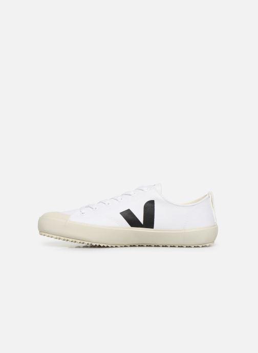Sneaker Veja Nova weiß ansicht von vorne