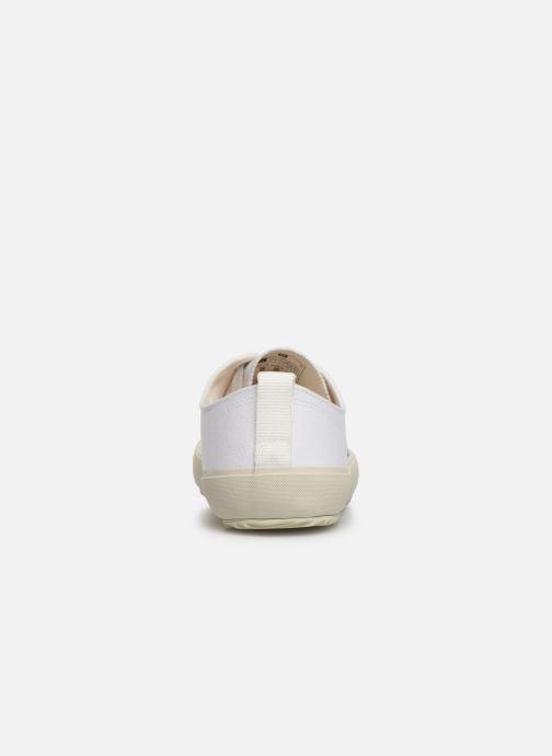 Sneaker Veja Nova weiß ansicht von rechts