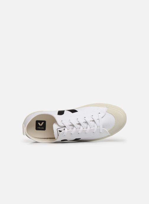 Sneaker Veja Nova weiß ansicht von links