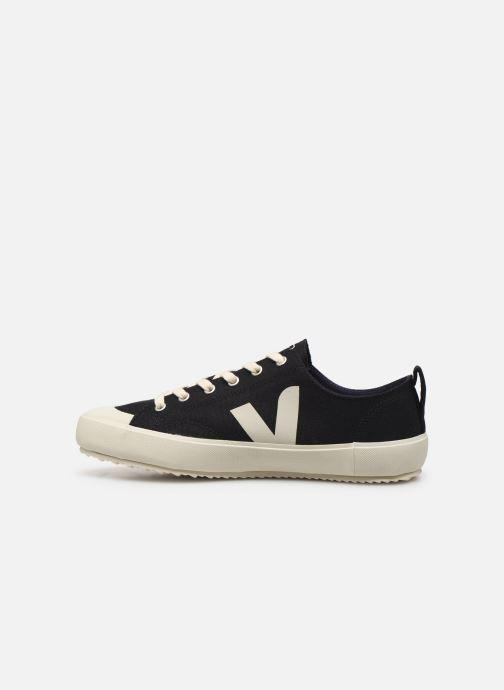Sneaker Veja Nova schwarz ansicht von vorne