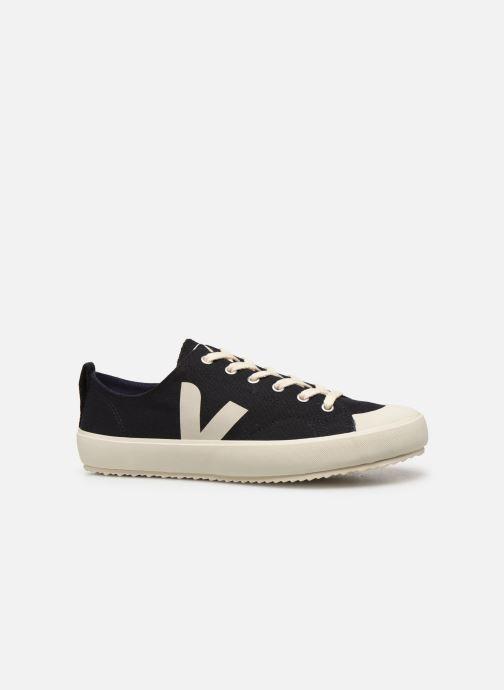 Sneaker Veja Nova schwarz ansicht von hinten